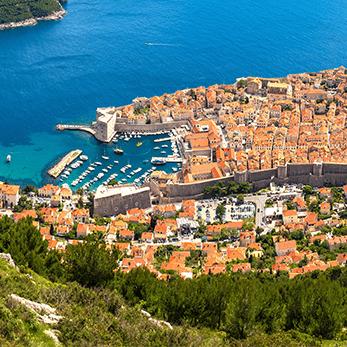クロアチアの海外旅行・ツアー