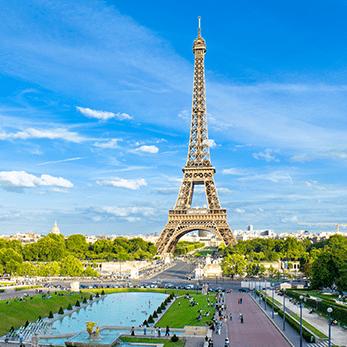 フランスの海外旅行・ツアー