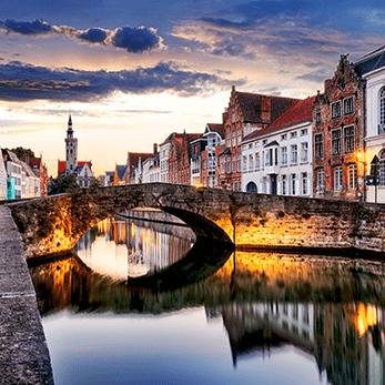 ベルギーの海外旅行・海外ツアー