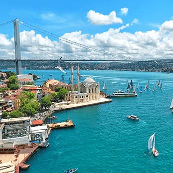 トルコの海外旅行・海外ツアー