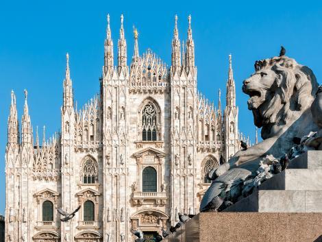 ミラノ:ドゥオーモ