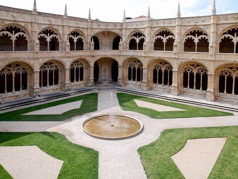 リスボン:ジェロニモス修道院