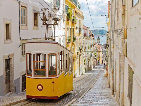 リスボン:トラム