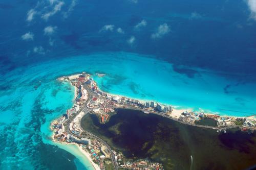 カリブ海の楽園・カンクン