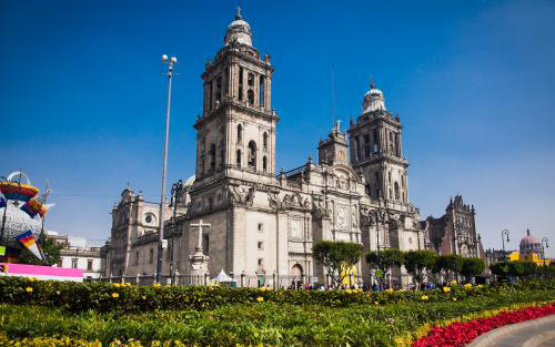 メキシコシティ・メトロポリタン大聖堂