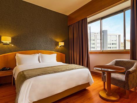 リスボン:HF フェニックス リスボン 客室一例