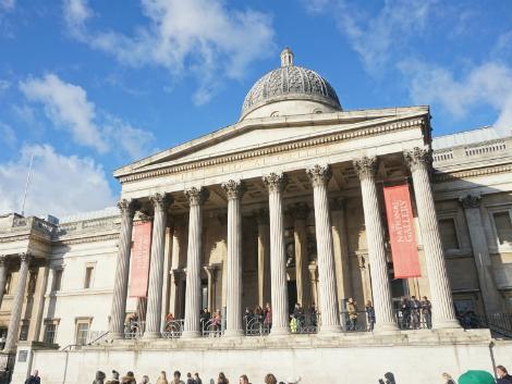 ロンドン:大英博物館