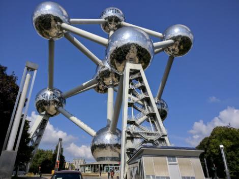 ブリュッセル:アトミウム
