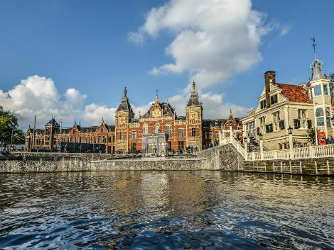 アムステルダムツアー