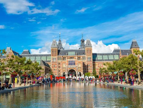 ◇◎アムステルダム:アムステルダム国立美術館