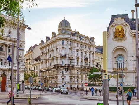 ウィーン:街並み