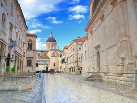 ドブロブニク:ドゥブロブニク大聖堂