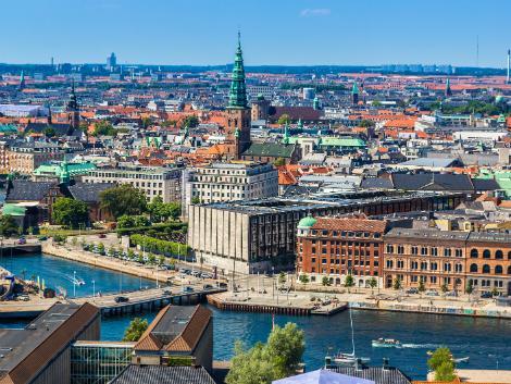 コペンハーゲン:街並み