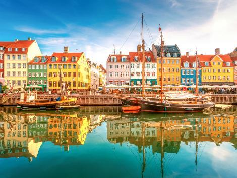 コペンハーゲン:ニューハウン