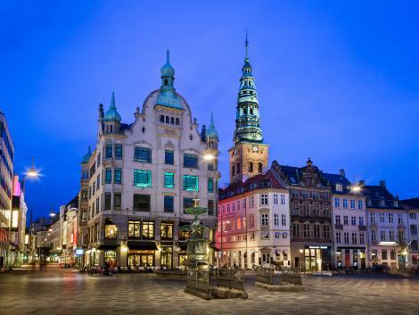 コペンハーゲン:ショッピングに最適なストロイエ通り