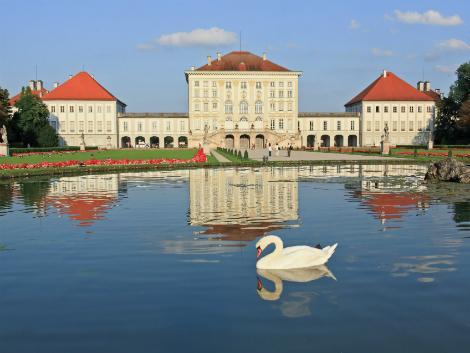 ミュンヘン:ニンフェンブルク宮殿
