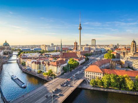 ベルリン:街並み