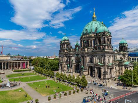 ベルリン:ベルリン大聖堂