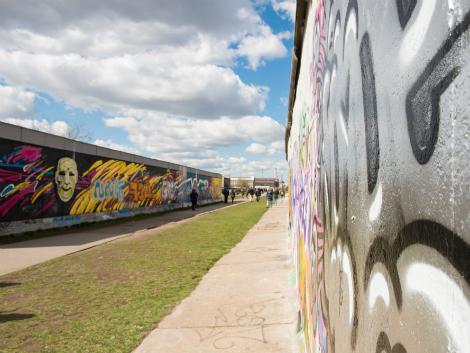 ベルリン:ベルリンの壁