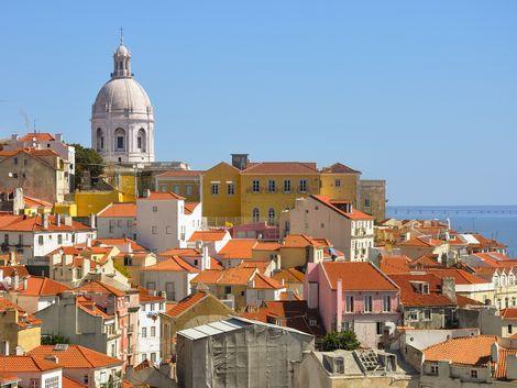 リスボン:街並み