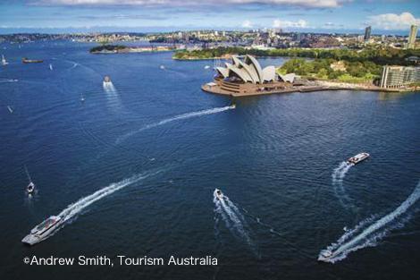 シドニー ©Andrew Smith, Tourism Australia