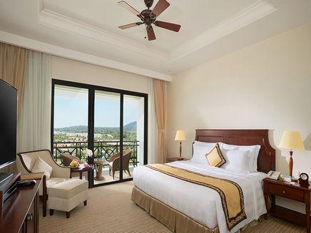 フーコック島:ヴィンパール フーコック リゾート 客室一例