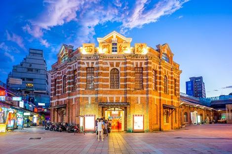 台北:西門紅楼
