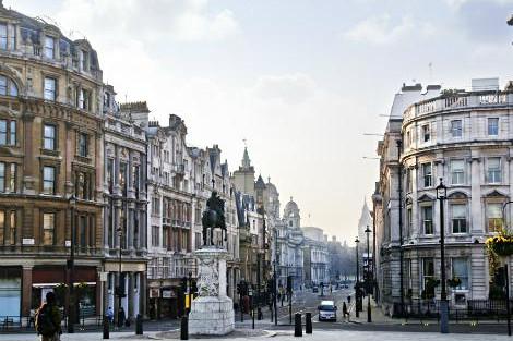 ◇◎ロンドン:街並み