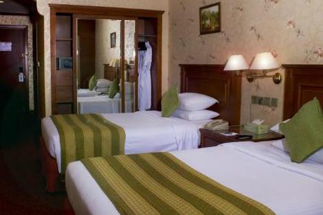 ドバイ:ホテル リビエラ 客室一例