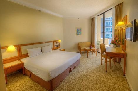 ペナン島:コプソーン オーキッド ホテル ペナン 客室一例
