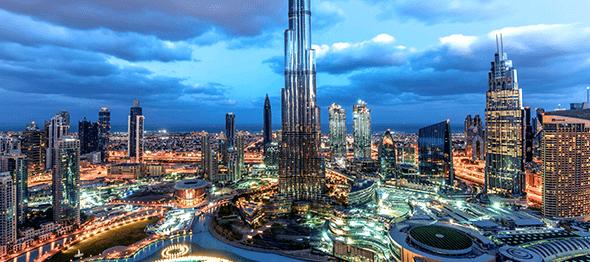アラブ首長国連邦のホテル情報
