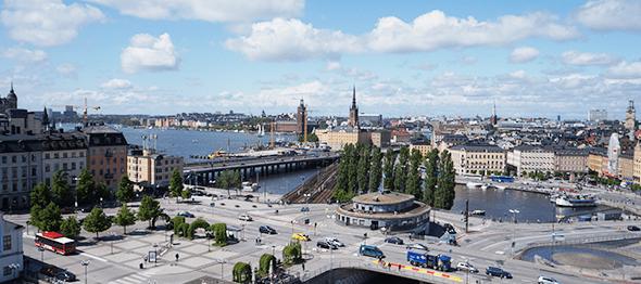 スウェーデンのホテル情報