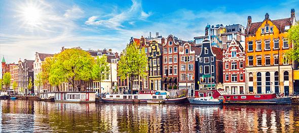オランダのホテル情報