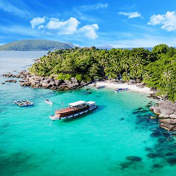 フーコック島(ベトナム)の海外旅行・ツアー