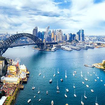 オーストラリアの海外旅行・海外ツアー