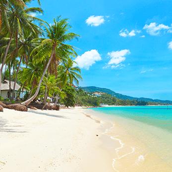 サムイ島の海外旅行・海外ツアー