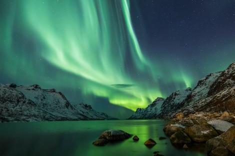 ◇アイスランド:オーロラ