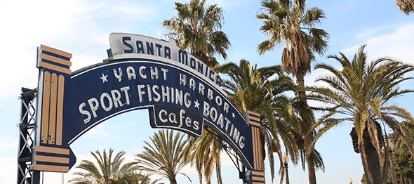 サンタモニカのホテル情報