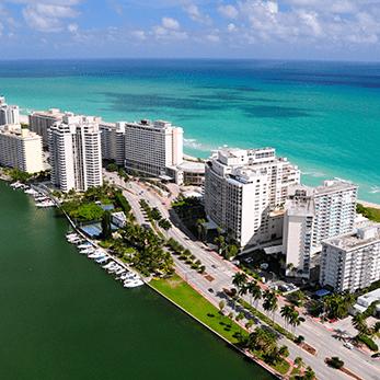 マイアミの海外旅行・海外ツアー