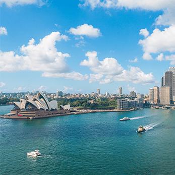 シドニーの海外旅行・海外ツアー