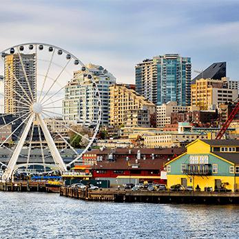 シアトルの海外旅行・海外ツアー