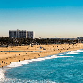 サンタモニカの海外旅行・海外ツアー
