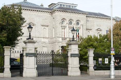 ◇◎ダブリン:アイルランド国立博物館