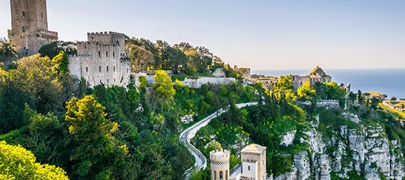 エリチェ[シチリア島]のホテル情報
