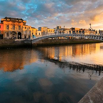 ダブリンの海外旅行・海外ツアー