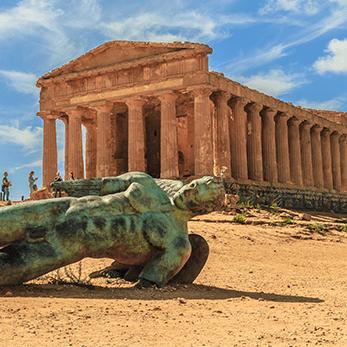 アグリジェント[シチリア島]の海外旅行・海外ツアー