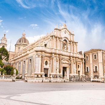 カターニャ[シチリア島]の海外旅行・海外ツアー