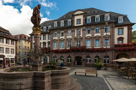 ハイデルベルク:市庁舎