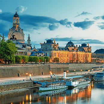 ドレスデンの海外旅行・海外ツアー