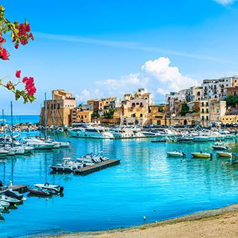 トラパニ[シチリア島]の海外旅行・海外ツアー